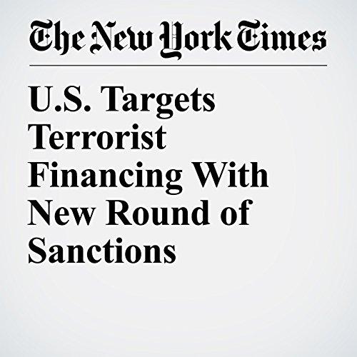 U.S. Targets Terrorist Financing With New Round of Sanctions copertina