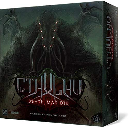 Edge Entertainment- Cthulhu: Death May Die, Color (EECMCD01)