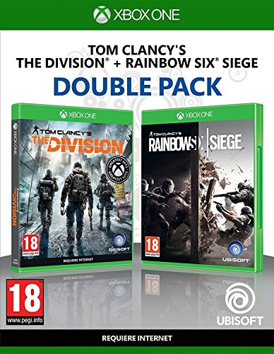Compilation Rainbow Six + The Division