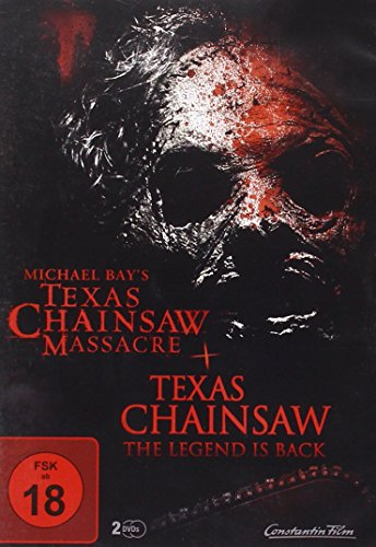 Michael Bay's Texas Chainsaw Massacre/The Legend is back [2 DVDs]