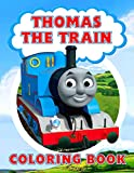 Thomas The Train Coloring Book: Cool Creating Activity Book For Boys And Girls Entertaining With Plenty Of Stunning Thomas The Train Designs