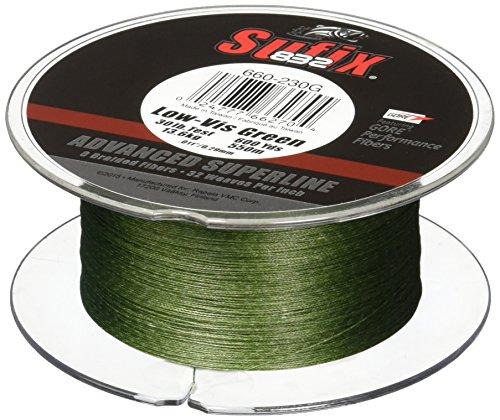 Sufix 832 Braid Line-600 Yards (Green, 80-Pound)
