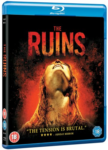 DREAMWORKS PICTURES Ruins [BLU-RAY]