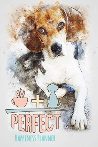 Perfect: Love Me Love My Dog - Happiness Planner