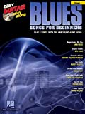 Easy Guitar Play-Along Volume 7: Blues Songs For Beginners. Partitions, CD pour Guitare, Tablature Guitare