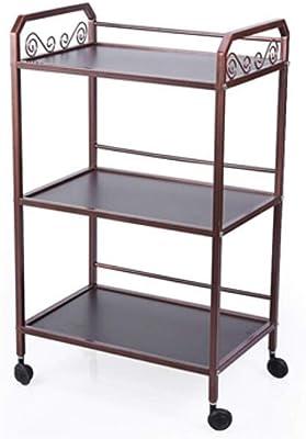 Amazon.com - Giantex Microwave Cart Kitchen Bakers Rack ...