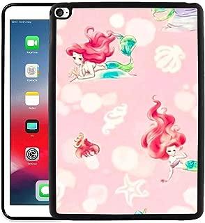 Pink Mermaid Wallpaper iPad Case Compatible iPad Mini 4 (7.9 Version)