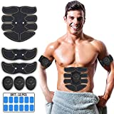 ESERT Muscle Toner Abs Stimulator - Portable Muscle Trainer - Ultimate Abs Stimulator