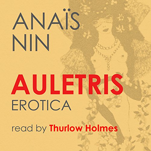 Auletris: Erotica audiobook cover art