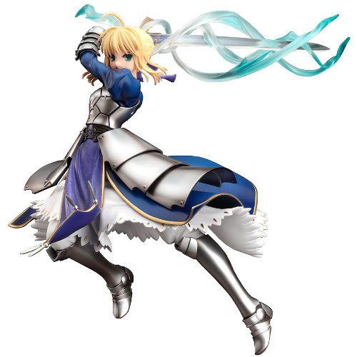 Fate/stay night Saber Triumphant Excalibur 1/7 PVC figurine