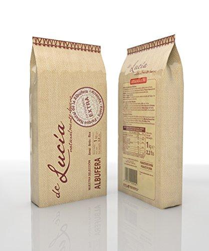 de Lucía arroz de la variedad Albufera, pack 5 unidades de 1kg.