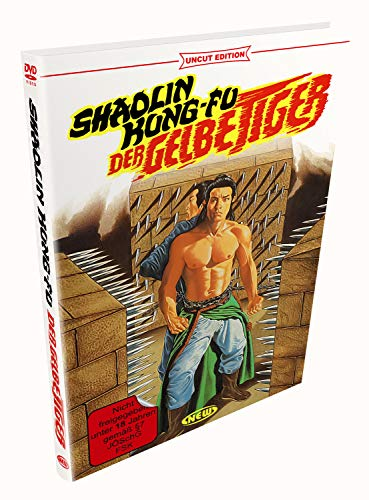 Shaolin Kung Fu - Der gelbe Tiger - Limited Hartbox Edition