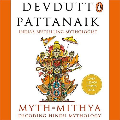 Myth=Mithya audiobook cover art