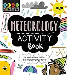 STEM Starters for Kids Meteorology Activity Book