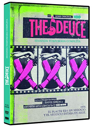 The Deuce Temporada 2 [DVD]