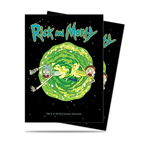 Rick and Morty - UP Bustine Standard (65 Bustine Protettive)