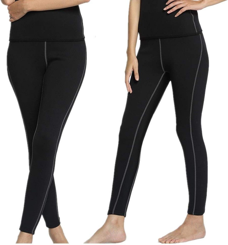 Neoprenanzug für Frauen Damen Damen Damen Neoprenanzüge Hosen 2mm Neopren Swim Long Pants Damen Ganzkörper Neoprenanzug (Größe   XL) B07PV6KZX5  Verrückter Preis 722542