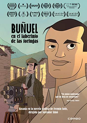 Buñuel En El Laberinto De Las Tortugas [DVD] Salvador Simó