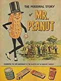 Liesin Pokoko Tin Sign Wall Decoration Retro Style Mr. Peanut Salted Nuts Story Vintage Inspired Personalized bar Wall Decoration Plaque Metal tin 8 inchx12 inch