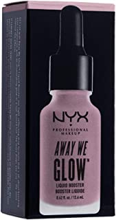 NYX PROFESSIONAL MAKEUP Away We Glow Liquid Booster(12.6ml) -Snatched