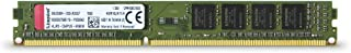 Kingston KVR16LN11/4 - Memoria RAM de 4 GB (1600 MHz DDR3L Non-ECC CL11 DIMM 1.35 V, 240-pin)