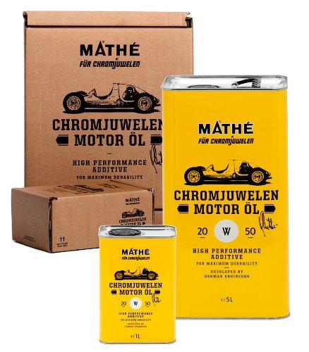 MATHÉ Chromjuwelen Motor Öl 20W-50 (6 Liter)