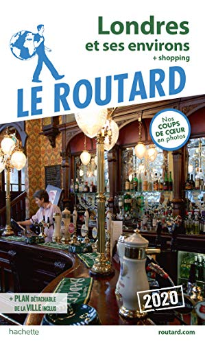 Guide du Routard Londres 2020 : + shopping