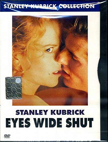 Eyes Wide Shut 1^ WARNER custodia SNAPPER