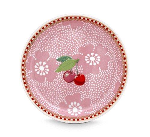 Pip Floral Teeteller Dotted Flower Rosa
