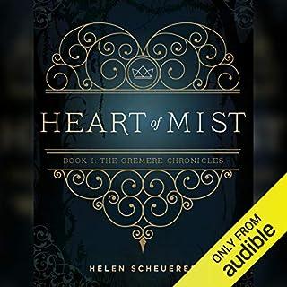 Heart of Mist audiobook cover art