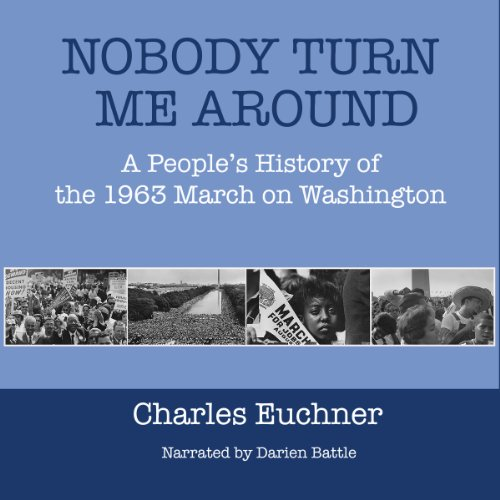 Nobody Turn Me Around audiobook cover art