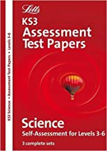 KS3 Assessment Test Papers – Science 3-6