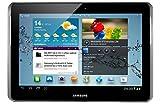 Samsung Galaxy Tab 2 P5100 - Tablet de 10.1' (1280 x 800, Wifi, Bluetooth, 16 GB, Android 4.0), Gris