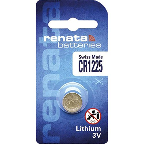 Battery CR1225 - Lithium Button ...