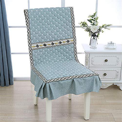 Wuxingqing Zonnebank Kussenset voor schommelstoelen, anti-slip stoelkussen, met banden en rugleuning voor reizen/vakantie/binnen/buiten