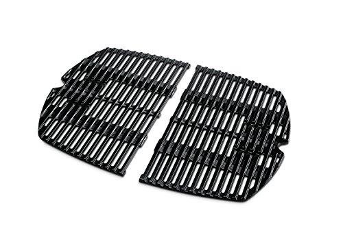 Weber Grillrost Q 2000/200-serien, schwarz, 30 x 4,4 x 44,2 cm, 7645