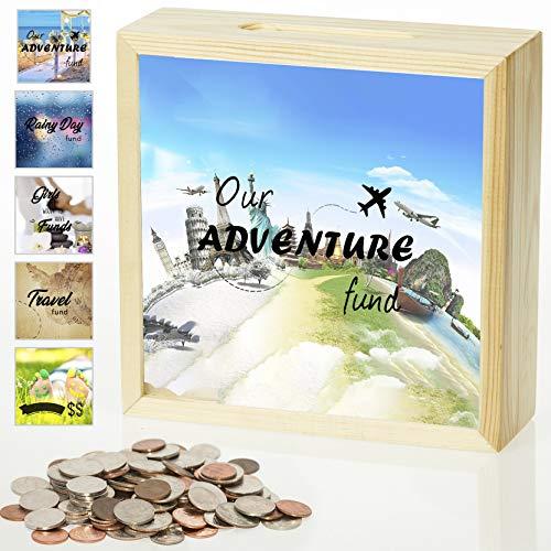 Adventure Piggy Bank