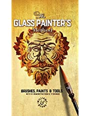 The Glass Painter's Method: Brushes, Paints & Tools (1)