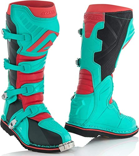 Acerbis 0021596.379.039 X-Pro V laarzen groen T.39 Groen Rood
