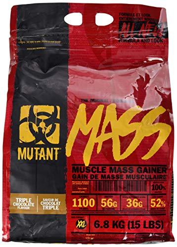 Mutant Mass Chocolate, 1er Pack (1 x 6.8 kg)