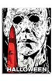 ARYAGO Leinwanddruck Halloween Kills, 45,7 x 61 cm,