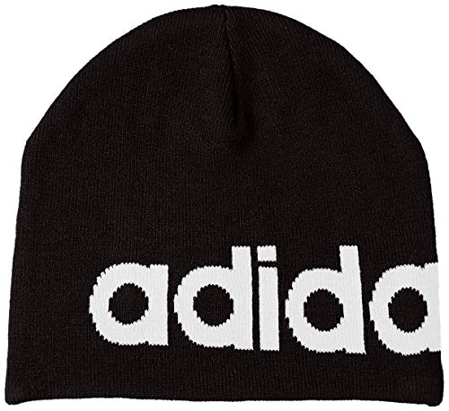 adidas Daily Headwear, Uomo, Black/White, OSFM