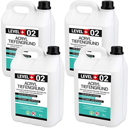 20 L Acryl Tiefengrund Acrylat-Grundierung gebrauchsfertige verarbeitungsfertig Haftgund RM02