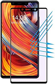 Phone Screen Protectors - Hat-Prince TPU Soft Edge 0.2mm 9H 3D Anti Blue-ray Full Screen Tempered Glass Film for Mi 8 & MI...
