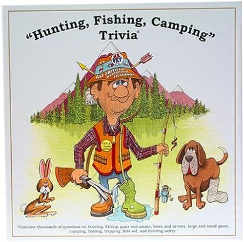 Hunting, Fishing, & Camping Trivia Game by Mountain Men Enterprises