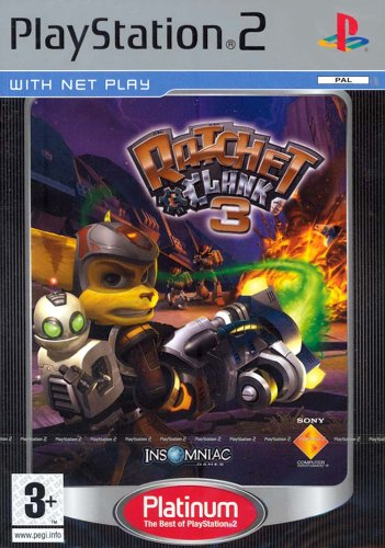 Ratchet & Clank 3: Platinum [UK Import]