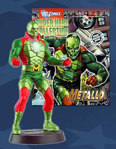 Statue von Blei DC Comics Super Hero Collection Nº 113 Metallo