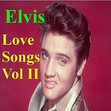 Elvis Love Songs Volume II