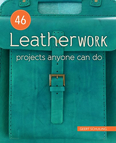 Compare Textbook Prices for 46 Leatherwork Projects Anyone Can Do Illustrated Edition ISBN 9780811719964 by Schuiling, Geert