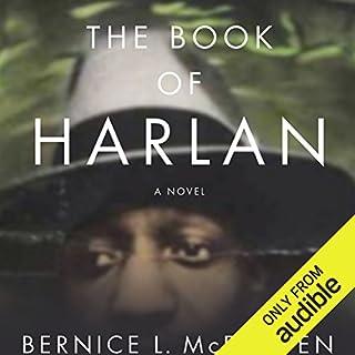 The Book of Harlan audiobook cover art